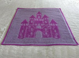 Fairy Castle Blanket